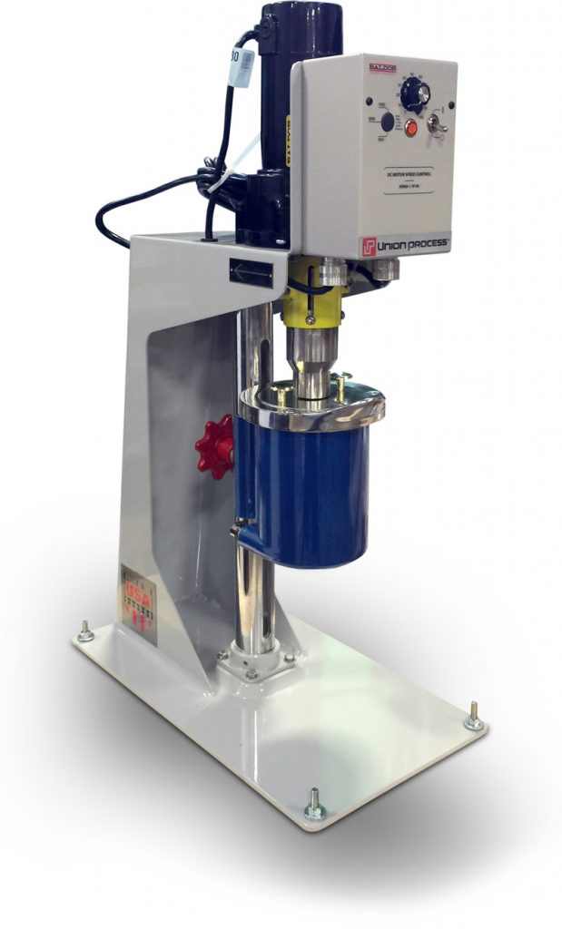01 Lab Attritor Mill