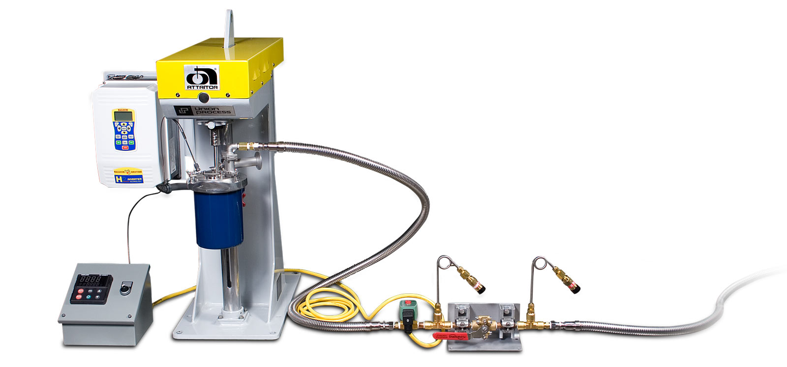 CGS Cryogenic Milling System