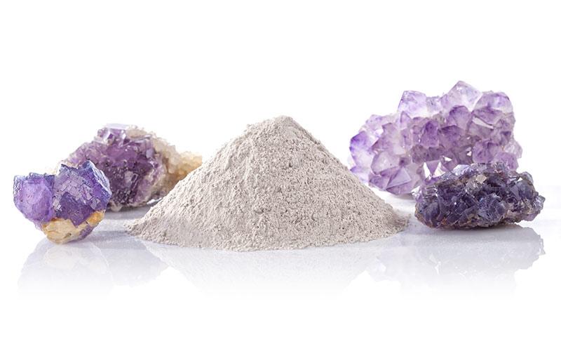 industrial minerals powder