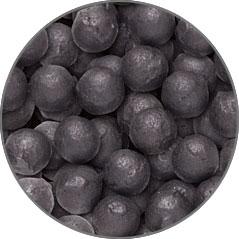 chrome cast grinding balls