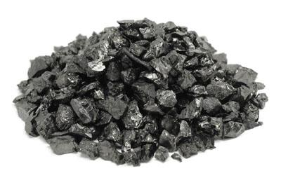 coal particles