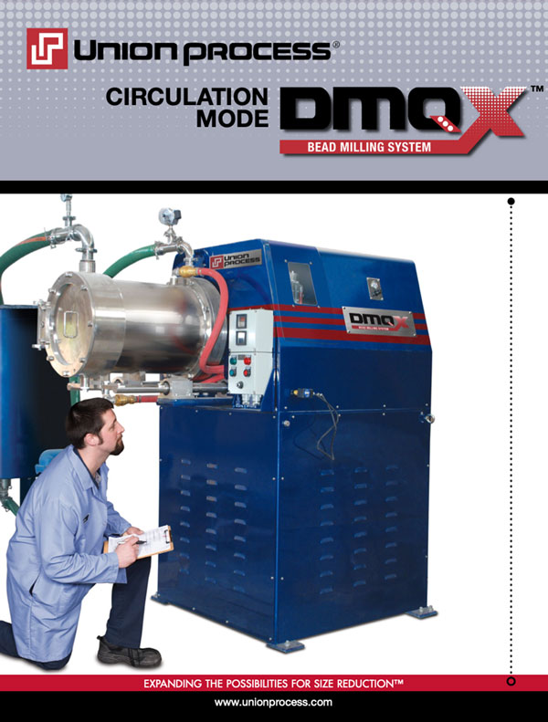 Cover for DMQX ball mill literature