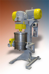 S-10/15 Attritor for plant grinding milling
